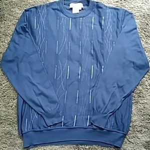 *3 for $10* Norm Thompson Blue Sweater Size XL